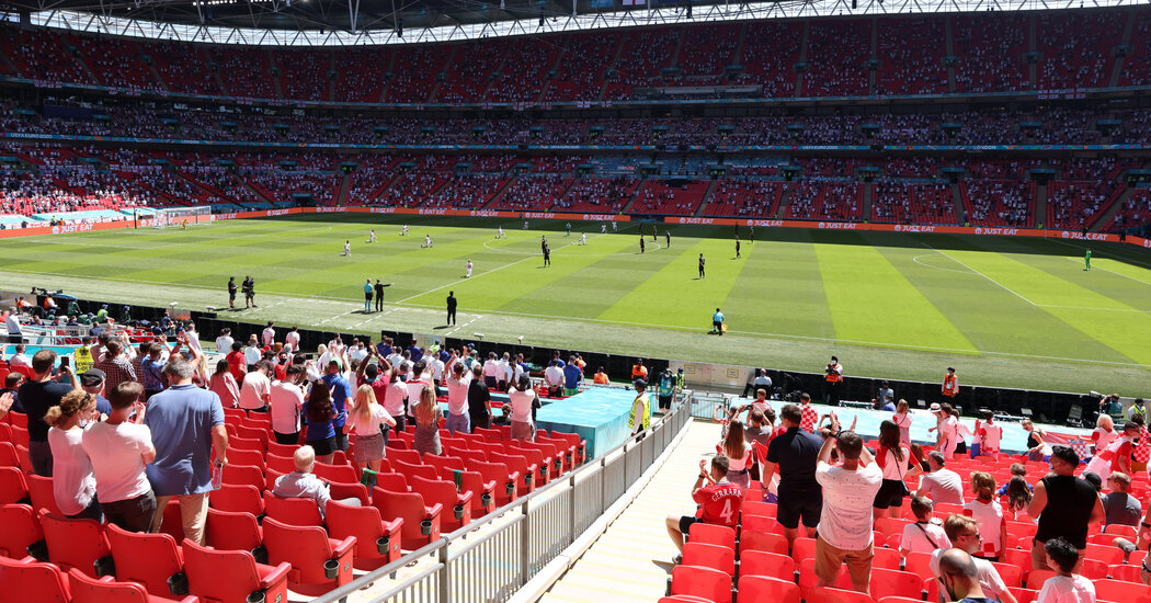 Britains travel limits could cost it Euro 2020s soccer final